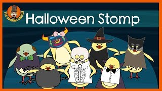 Скачать Halloween Stomp Halloween Song For Kids The Singing Walrus