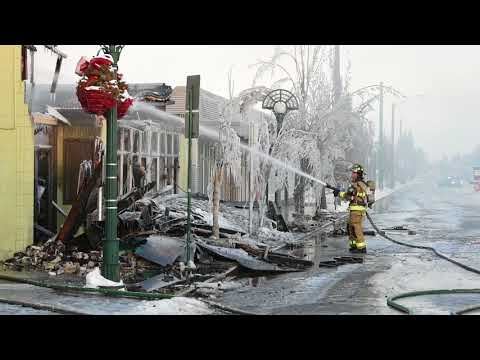 Theatre Network producer talks about Roxy Theatre fire