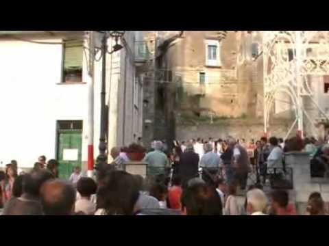 Processione di '' SAN VINCENZO FERRERI '' Camerota 14 Luglio 2013