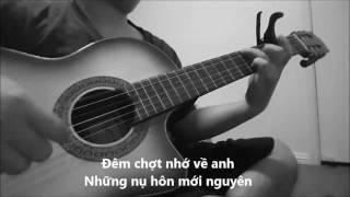 Chợt nhớ về anh (Tiên Cookie) - Guitar Solo