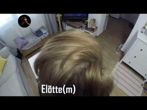 Raszta haj hosszabbítás XXII.- Rasztajavitas.hu