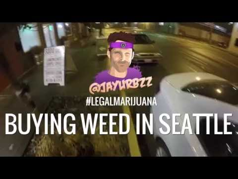 Buying Weed in Seattle