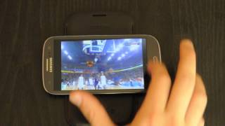 Samsung Galaxy S 3 Olimpiada w Londynie (Eurosport Player oraz Londyn 2012 TVP) | Robert Nawrowski