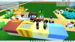 More Rides!!! | Roblox Theme Park Tycoon
