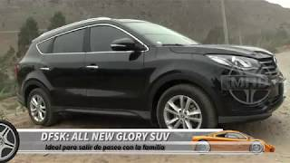 TEST DRIVE - ALL-NEW GLORY SUV
