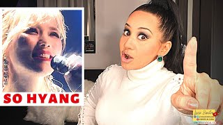 """Vocal Coach REACTS to SO HYANG """"You Raise Me Up"""" 