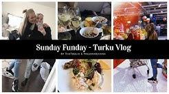 Sunday Funday Turku Vlogi / Tiia Tuulia & Pinja Marjaana