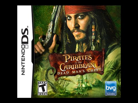Pirates of the Caribbean: Dead Man's Chest DS OST