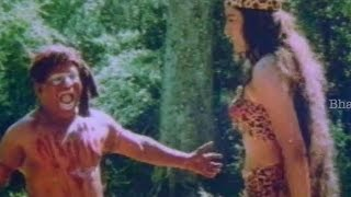 Tarzan Sundari Full Movie Part 3 || Silk Smita, Jamuna || Telugu Movies Online