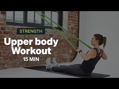 Upper Body Workout!