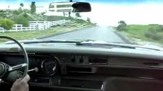 1966 Cadillac Series 75-Part II-20k Orig miles, Gorgeous-DRIVING.wmv