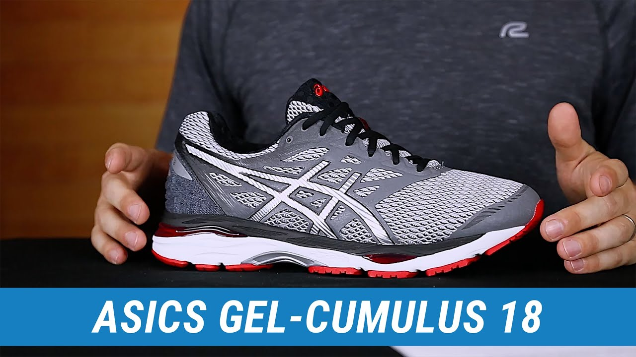 ASICS GEL-Cumulus 18 | Men's Fit Expert Review