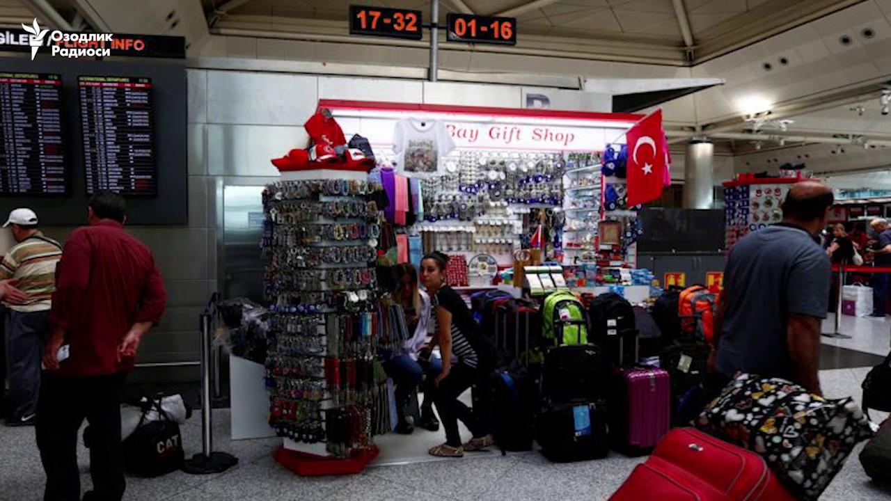 Туркия мигрантлар устидан назоратни кучайтирмоқчи MyTub.uz