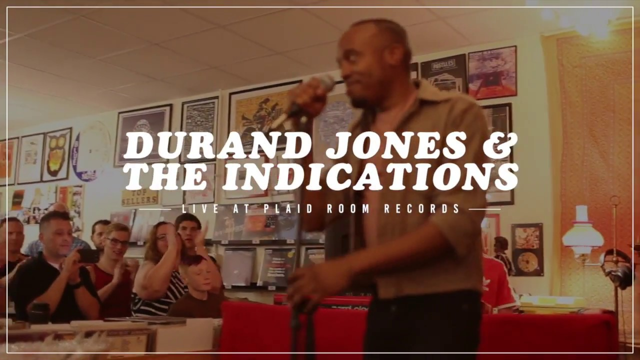 Following the Groove: A Conversation with Durand Jones and