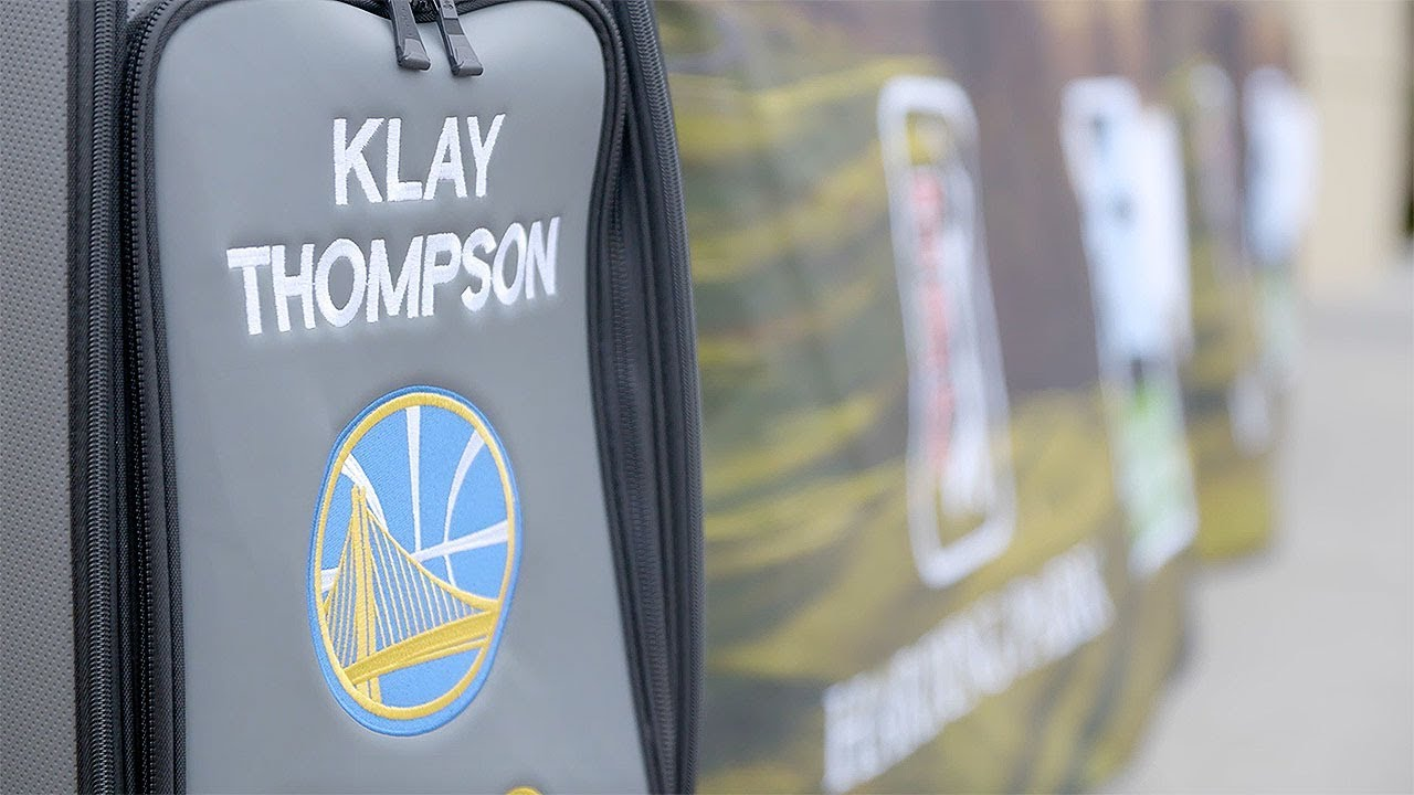 Warriors All-Access: Thompson Family Foundation Golf Tournament