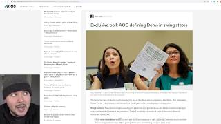Democrats PANIC After Poll Shows Ocasio-Cortez Is So Detested She Can Cost Them The Election