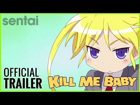 Kill Me Baby Official Trailer