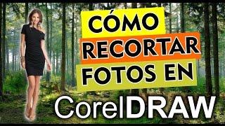 Cómo eliminar el fondo de una imagen para usarla en CorelDRAW X8