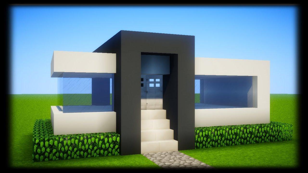 Minecraft Maison De Plage Moderne Belle