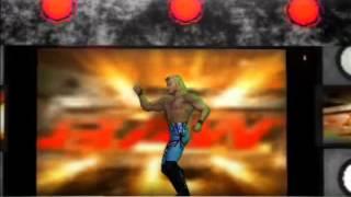 WWE RAW PC Mod 2002- 2005 Arena + Chris Jericho
