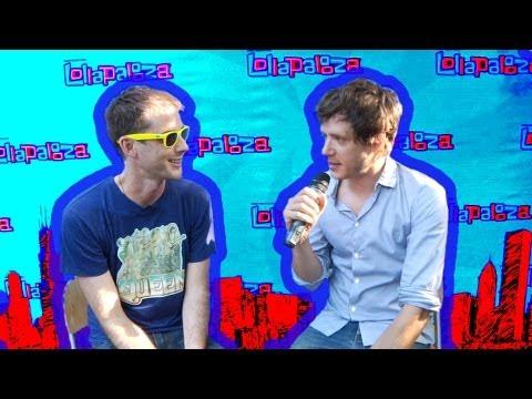 Ok Go Interview.