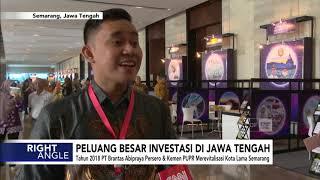 Pemprov Jawa Tengah Dorong Investasi di Sektor Infrastruktur & Manufaktur - Right Angle
