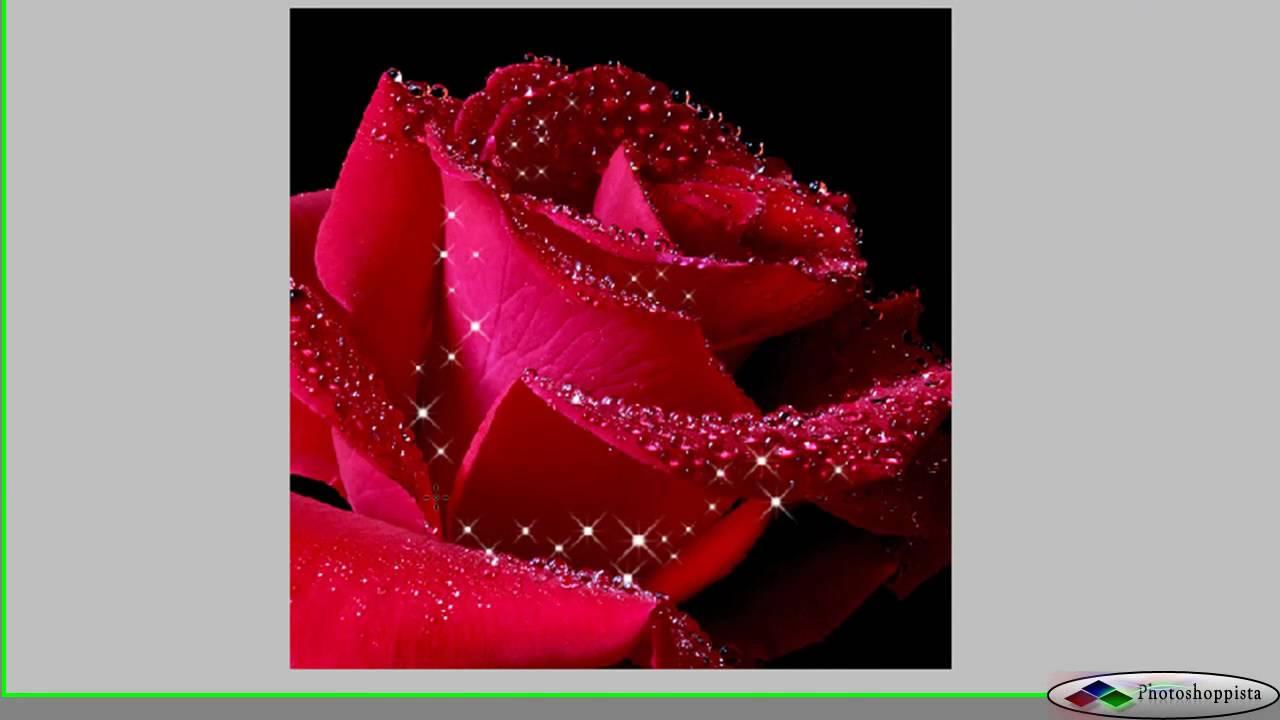 Tutorial photoshop cs4 italiano creare immagine for Immagini con brillantini