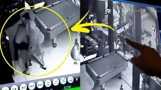 Rekaman CCTV Detik-detik 2 Anggota TNI Ditikam saat Terlibat Perkelahian di Tempat Biliar