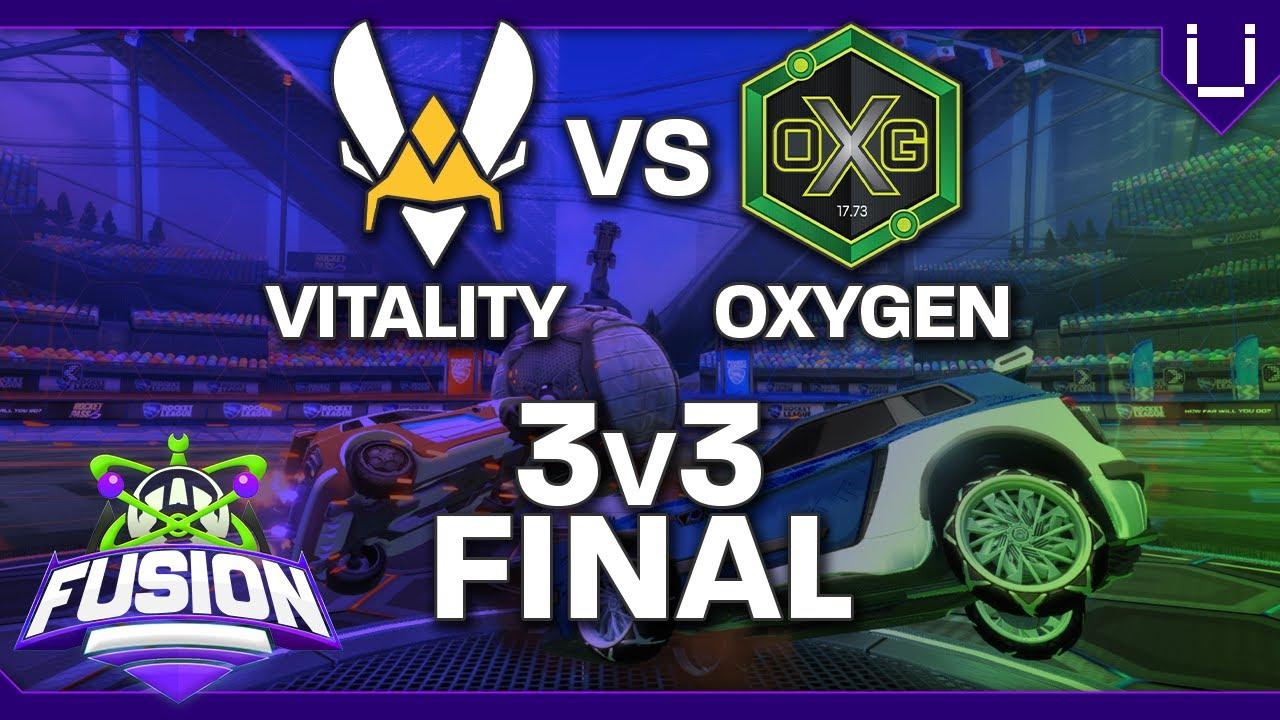 FUSION EU Day 7 | Vitality vs Oxygen | 3v3 Final