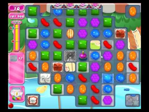 Candy Crush Saga Level 2417 - NO BOOSTERS