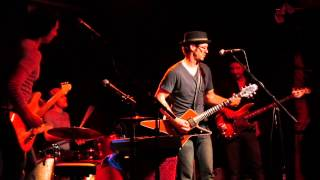 "Tony Lucca: ""Foxy Jane"" Live at the Prophet Bar (Dallas, TX) 11.2014"