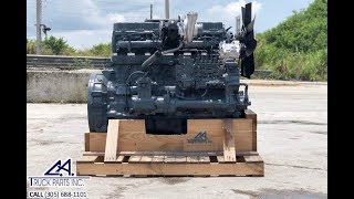 1995 Mack E7-300 Diesel Engine For Sale, Serial# 5C1804, Stock# 1632 TEST RUN | CA Truck Parts, Inc.