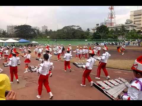 Benigno aquino elementary school drum & lyre