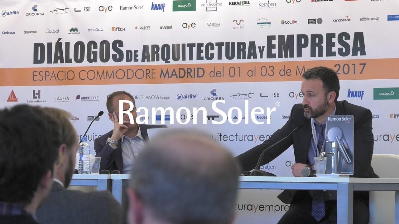 Ramon soler en di logos de arquitectura y empresa madrid - Ramon soler madrid ...