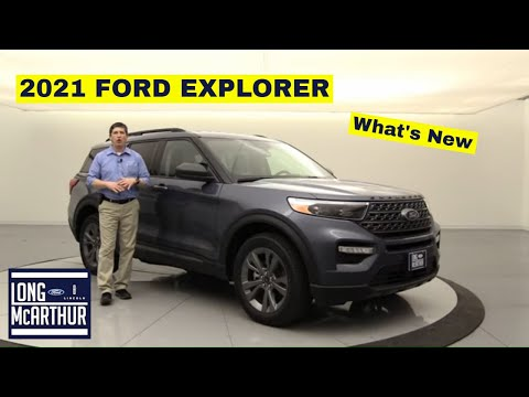 6 MAJOR CHANGES TO THE 2021 FORD EXPLORER