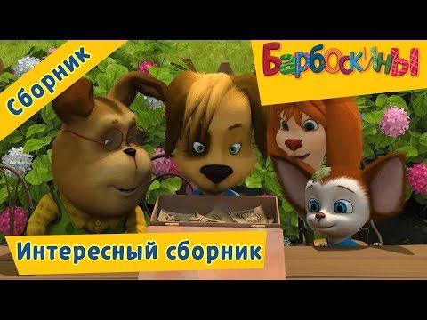 Интересный сборник 📺 Барбоскины 📺 Сборник мультфильмов - Как поздравить с Днем Рождения