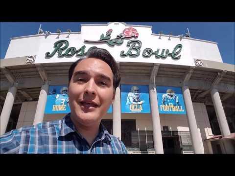 LA Explorer Episode 9: Rose Bowl Stadium Tour
