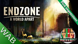 Endzone A World Apart - First impressions