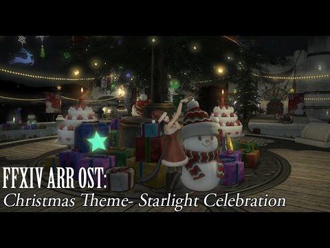 FFXIV OST Christmas Event Theme ( Starlight Celebration ) - YouTube