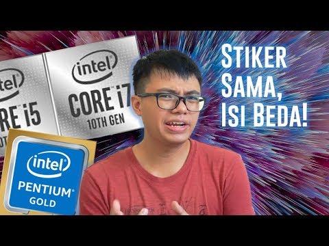 Kode Penjelasan Penulisan Processore Intel..