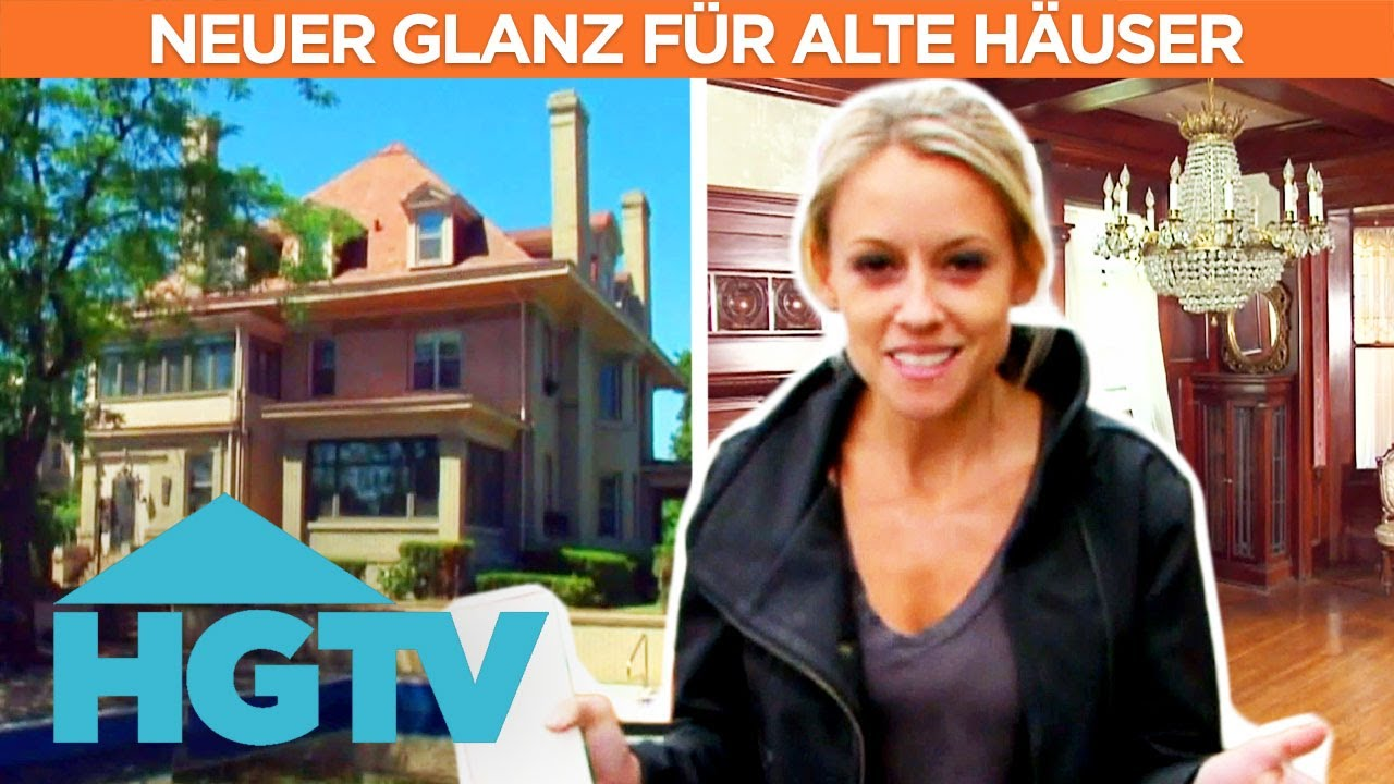 Horror-Gäste-WC in alter Villa | Neuer Glanz für alte Häuser | HGTV Deutschland