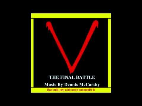 Dennis McCarthy - V (Finale Only) (enhanced)