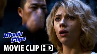 Lucy (2014) 'Now Playing' Movie Clip - Scarlett Johansson