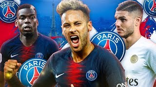 2 CL-TITEL IN EINER SPRINT TO GLORY!?? 🏆😱💥 - FIFA 19 PSG Sprint to Glory