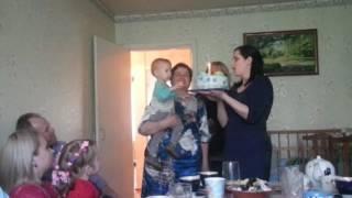 День Рождение крестника 1-годик