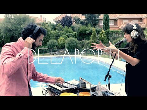 DELAPORTE - Escuela de calor (cover)