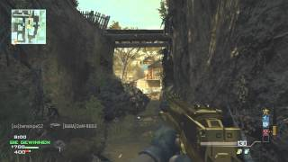 Modern Warfare 3 | MP7 MOAB auf Mission in Free for All | MW3 Commentary (german/deutsch)