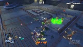 Monster Madness: Grave Danger PlayStation 3 Gameplay -