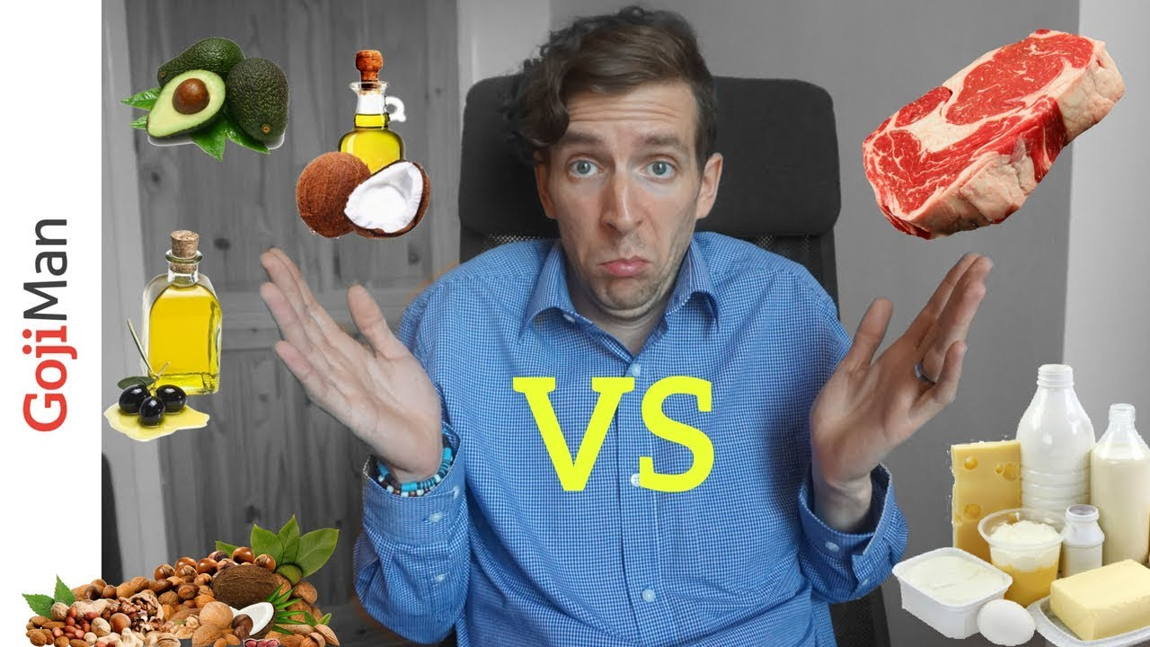 Saturated Fat For Vegans: Worse Than Animal Saturated Fat?
