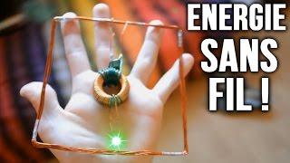 Energie sans fil : Incroyables Expériences [83] Transmission d